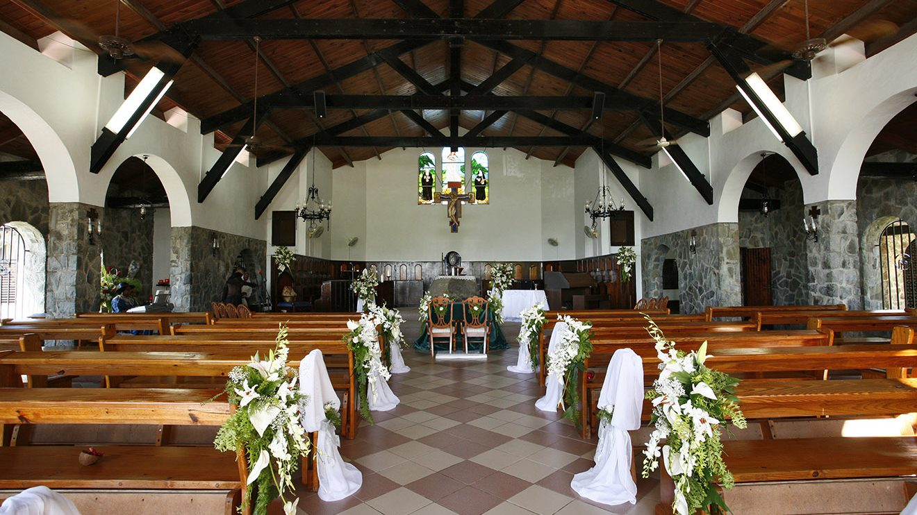 Church Wedding Event
